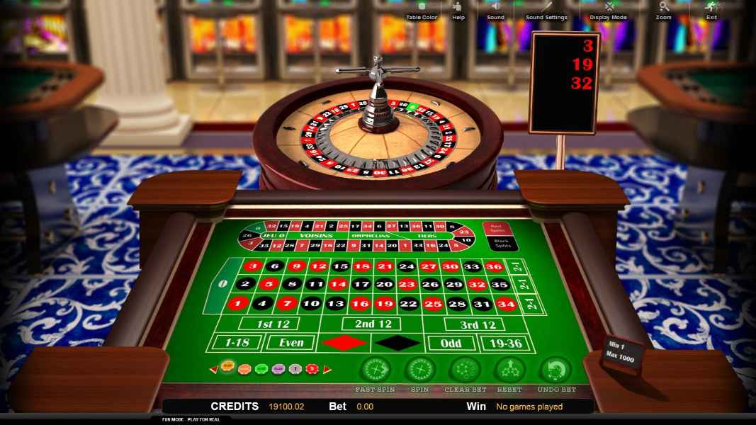 Can you beat the roulette wheel
