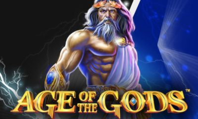 ¿Como jugar a la tragamonedas Age of the Gods en Wplay.co?